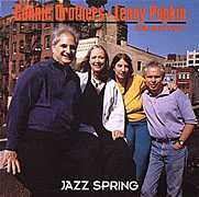 CONNIE CROTHERS - Jazz Spring cover