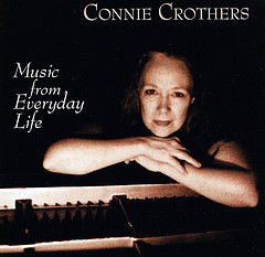 CONNIE CROTHERS - Music From Everyday Life cover
