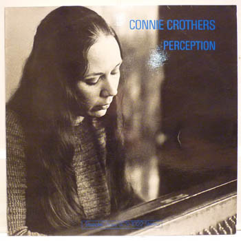 CONNIE CROTHERS - Perception cover