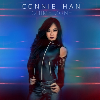 CONNIE HAN - Crime Zone cover