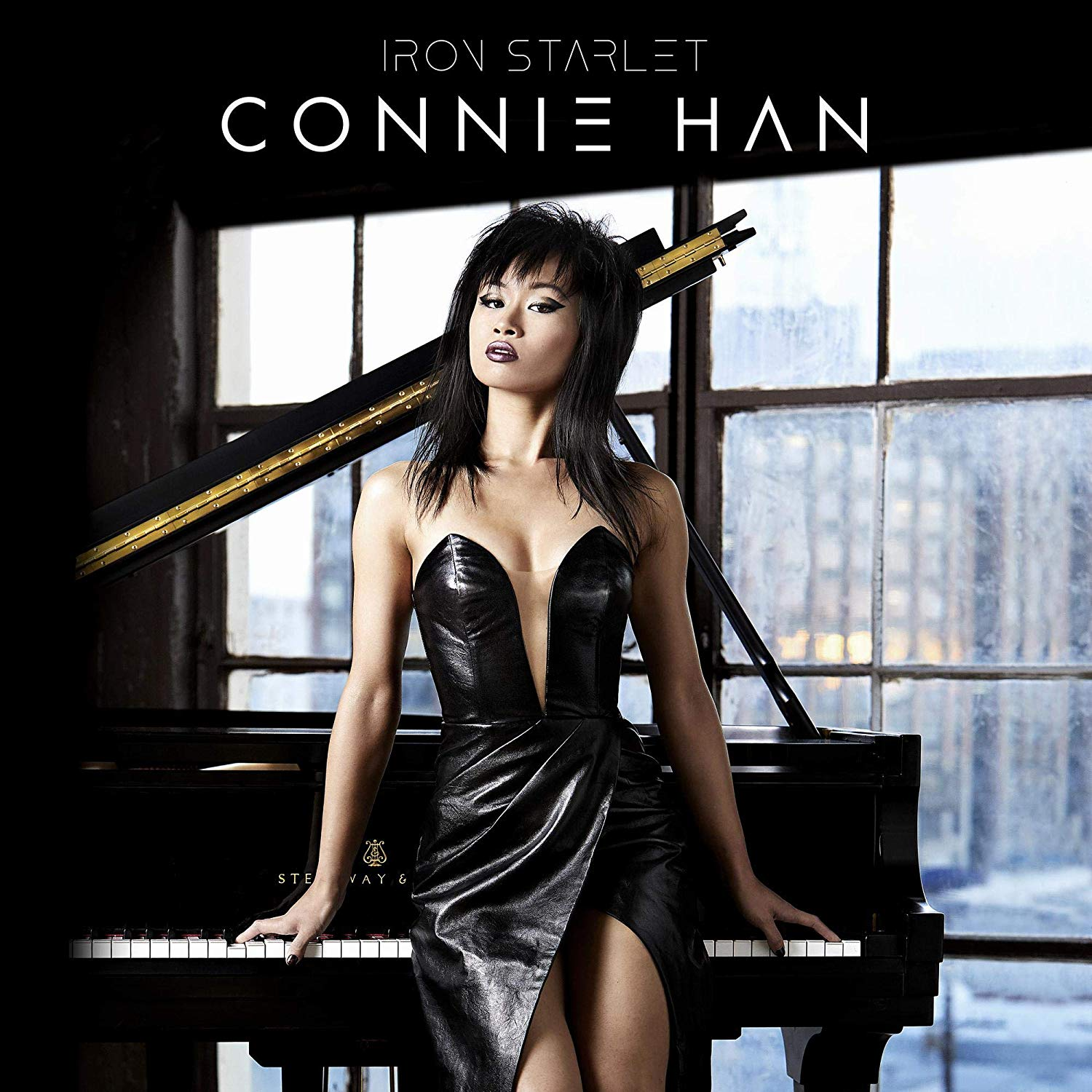 CONNIE HAN - Iron Starlet cover