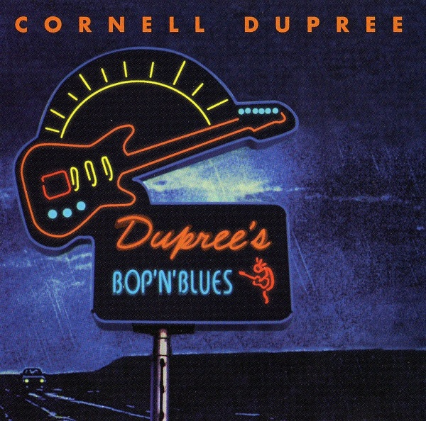 CORNELL DUPREE - Bop 'N' Blues cover
