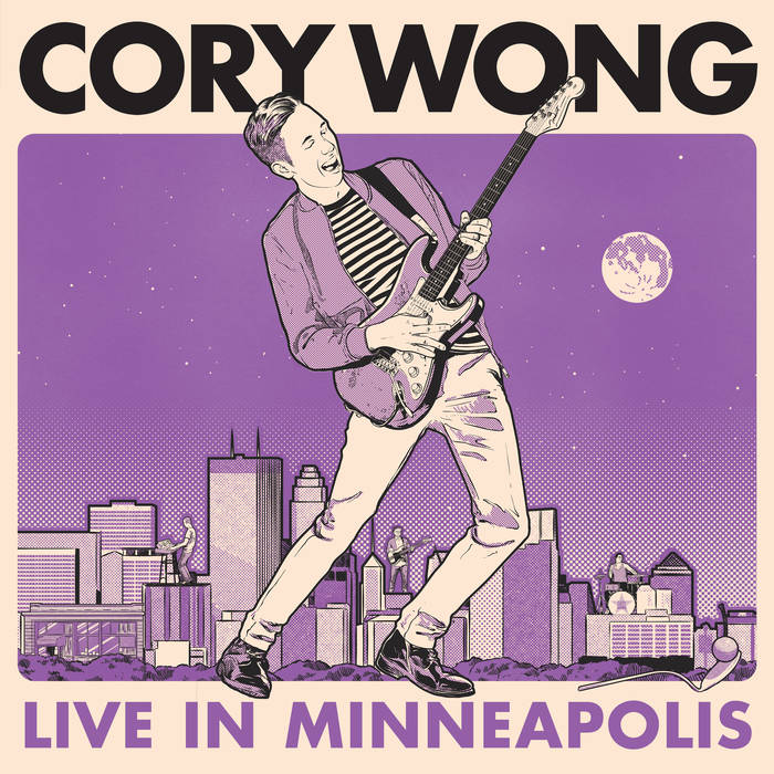 CORY WONG - Live in Minneapolis cover