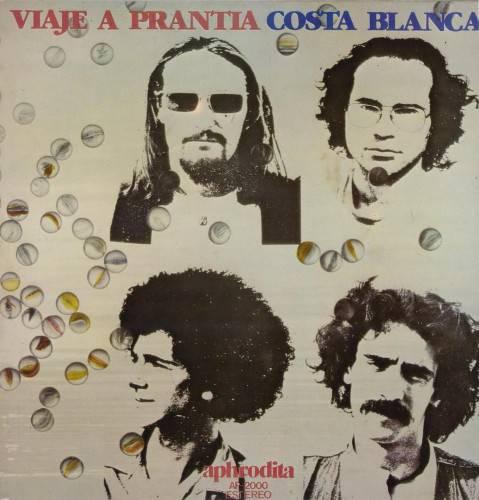 COSTA BLANCA - Viaje A Prantia cover