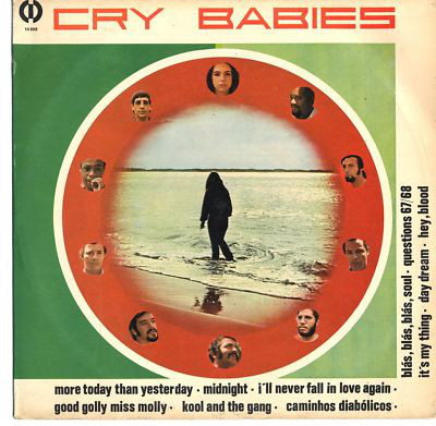 CRY BABIES - Cry Babies cover