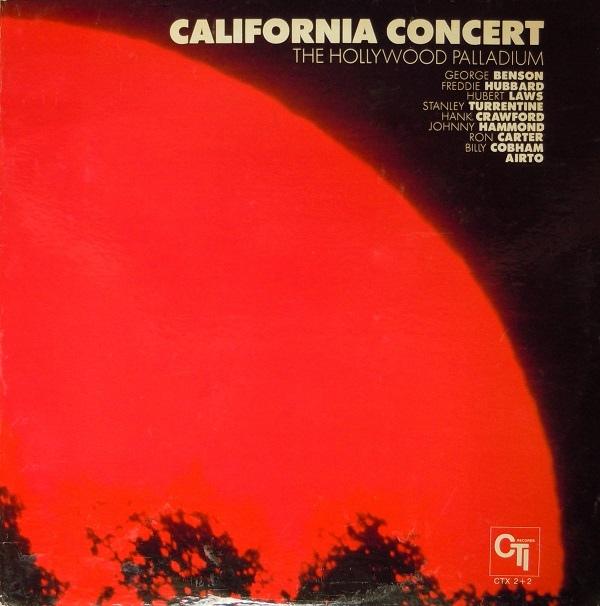 CTI ALL-STARS - California Concert cover