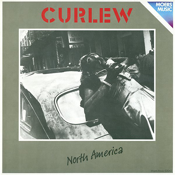 CURLEW - North America cover