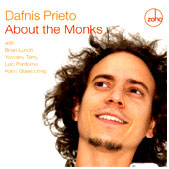 DAFNIS PRIETO - About The Monks cover