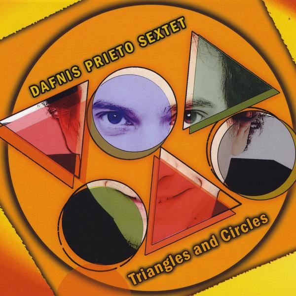 DAFNIS PRIETO - Triangles and Circles cover