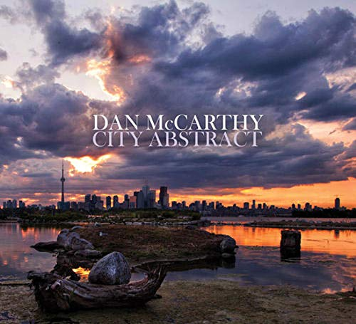 DAN MCCARTHY - City Abstract cover
