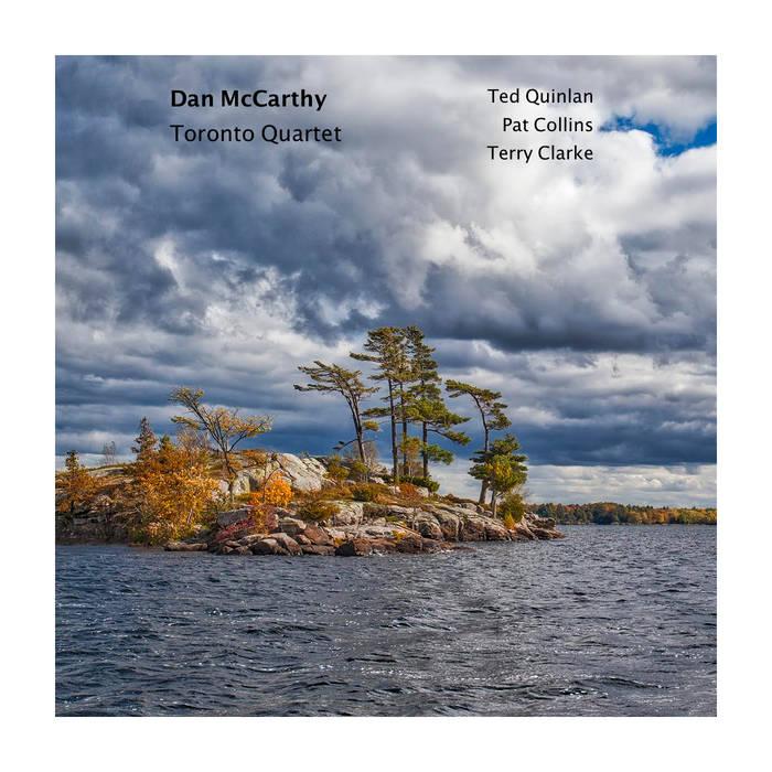 DAN MCCARTHY - Toronto Quartet cover