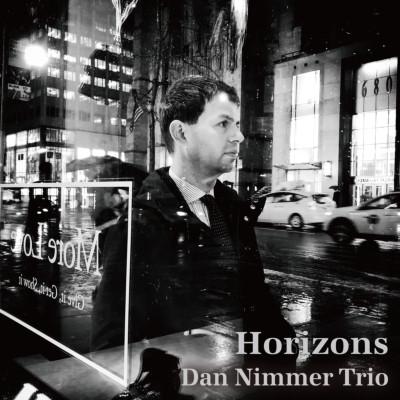 DAN NIMMER - Horizons cover