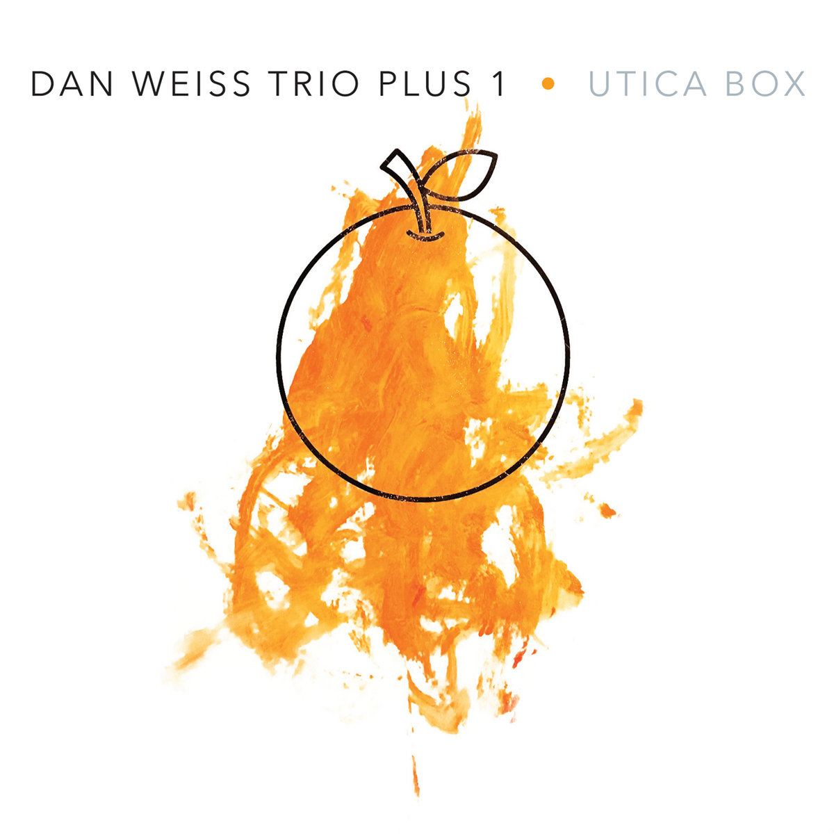DAN WEISS - Dan Weiss Trio Plus 1 : Utica Box cover