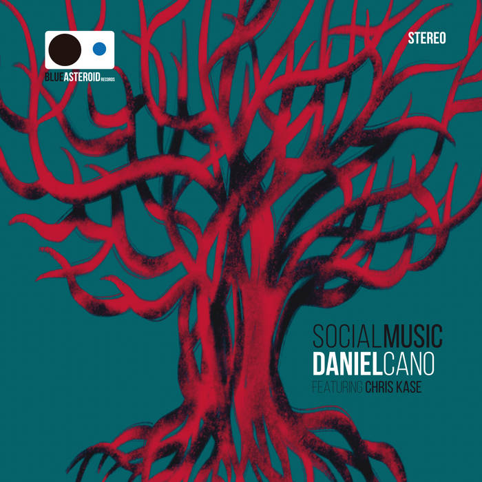 DANIEL CANO - Social Music cover