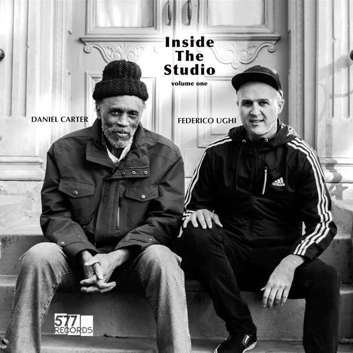 DANIEL CARTER - Daniel Carter & Federico Ughi : Inside The Studio Vol. One cover