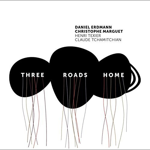 DANIEL ERDMANN - Three roads home cover