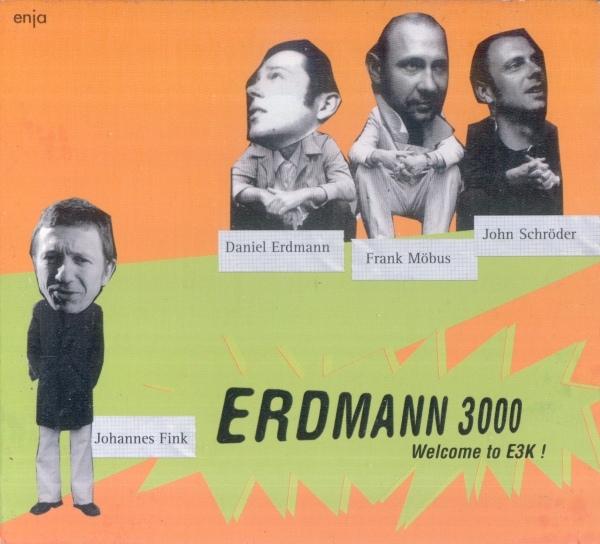 DANIEL ERDMANN - Welcome To E3K cover