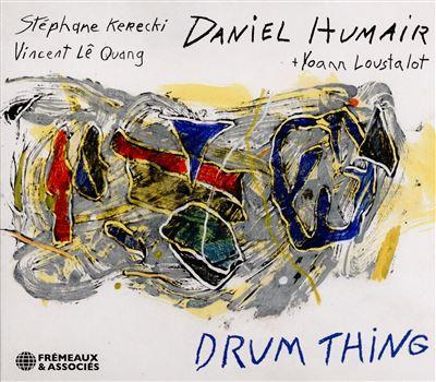 DANIEL HUMAIR - Drum Thing cover