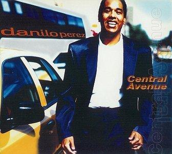DANILO PÉREZ - Central Avenue cover