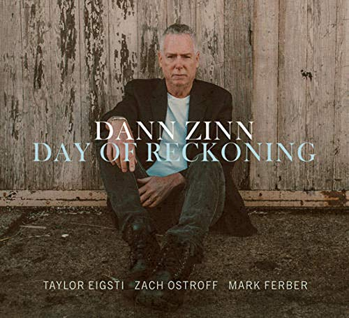 DANN ZINN - Day Of Reckoning cover
