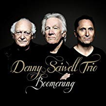 DANNY SEIWELL - Denny Seiwell Trio ‎: Boomerang cover