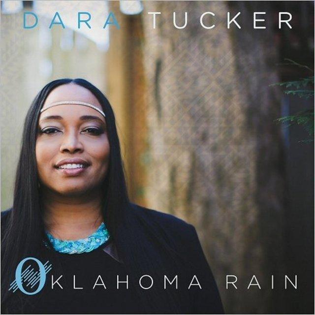 DARA TUCKER - Oklahoma Rain cover