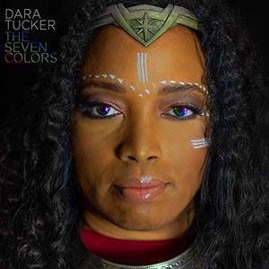 DARA TUCKER - The Seven Colors cover