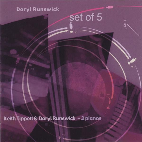 DARYL RUNSWICK - Set Of 5 cover