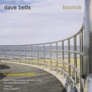 DAVE BETTS - Bounce cover