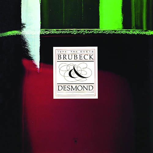 DAVE BRUBECK - 1975: The Duets (feat. Paul Desmond) cover