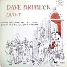 DAVE BRUBECK - Dave Brubeck Octet cover