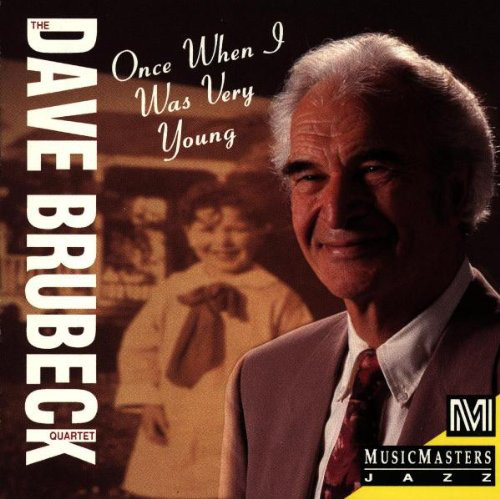 DAVE BRUBECK - Once When I Was Very Young cover