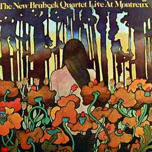 DAVE BRUBECK - The New Brubeck Quartet Live At Montreux cover
