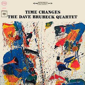 DAVE BRUBECK - Time Changes cover