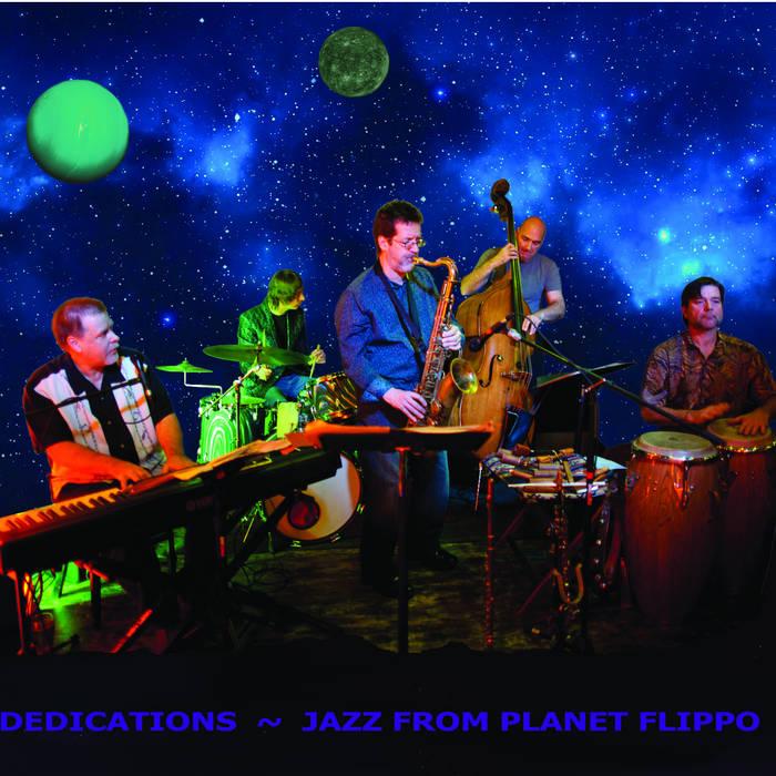 DAVE FLIPPO - Dedications cover