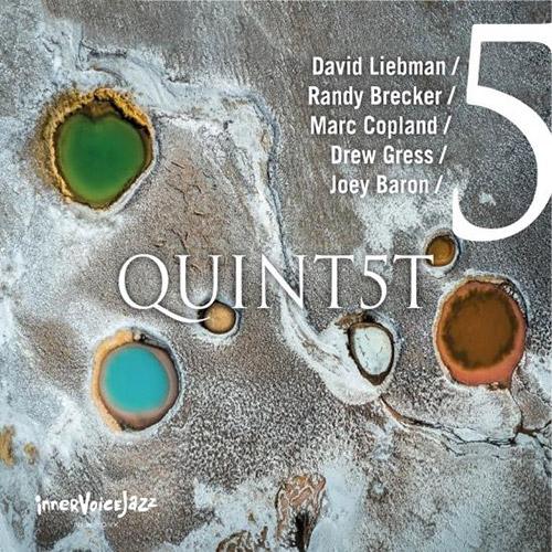 DAVE LIEBMAN - Liebman / Brecker / Copland / Alessi / Gress / Baron : QuinT5T cover
