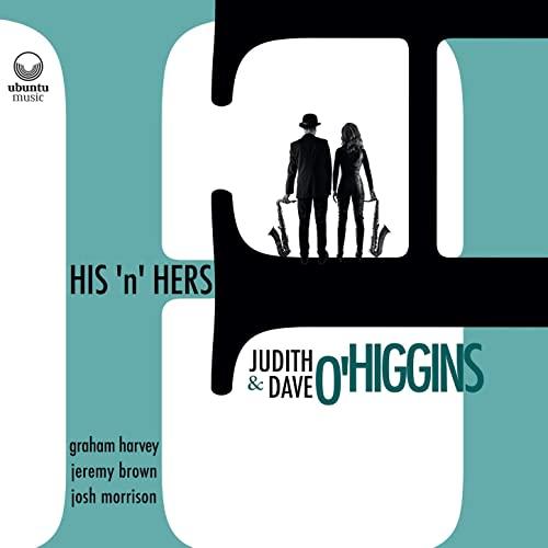 DAVE OHIGGINS - Dave & Judith OHiggins : HisnHers cover