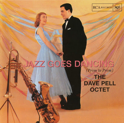 DAVE PELL - Jazz Goes Dancing (Prom to Prom) cover