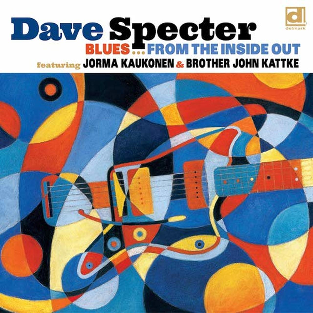 DAVE SPECTER - Blues From the Inside Out cover