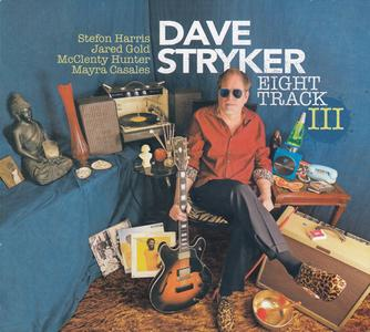 DAVE STRYKER - Eight Track III cover