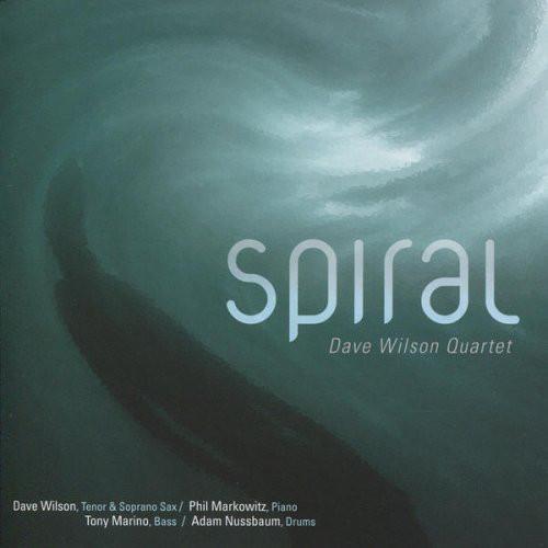 DAVE WILSON - Dave Wilson Quartet : Spiral cover