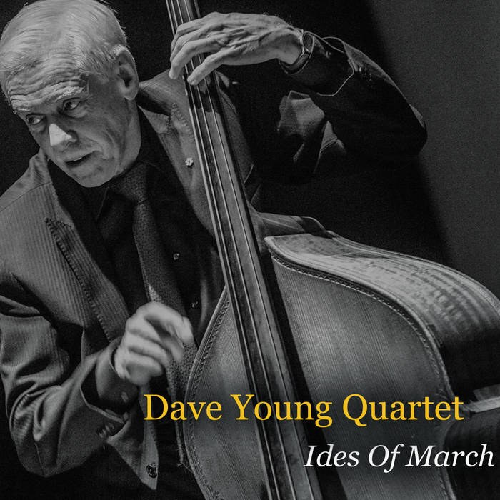 DAVE YOUNG - Dave Young Quartet : Ides of March cover