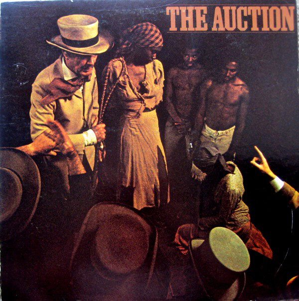 DAVID AXELROD - The Auction cover