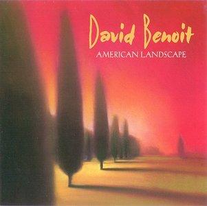 DAVID BENOIT - American Landscape cover