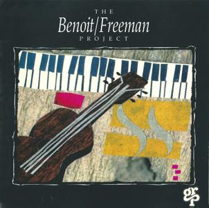 DAVID BENOIT - Benoit/Freeman Project(with Russ Freeman) cover