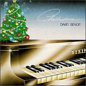 DAVID BENOIT - Christmastime cover