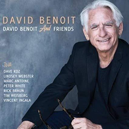 DAVID BENOIT - David Benoît and Friends cover