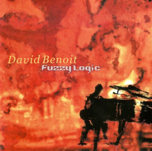 DAVID BENOIT - Fuzzy Logic cover
