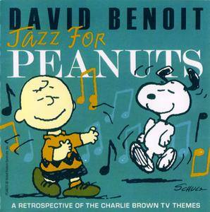 DAVID BENOIT - Jazz For Peanuts: A Retrospective Of The Charlie Brown TV Theme cover