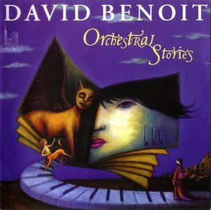 DAVID BENOIT - Orchestral Stories cover